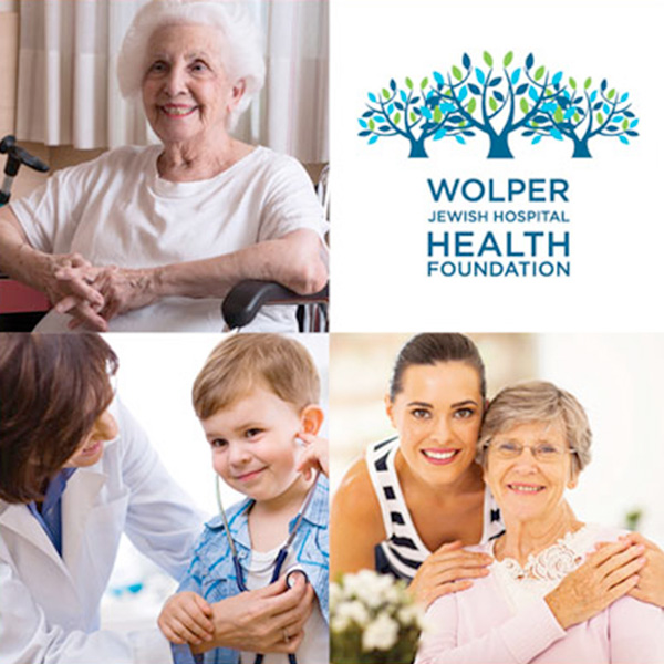 Learn about the Wolper Jewish Hospital Foundation