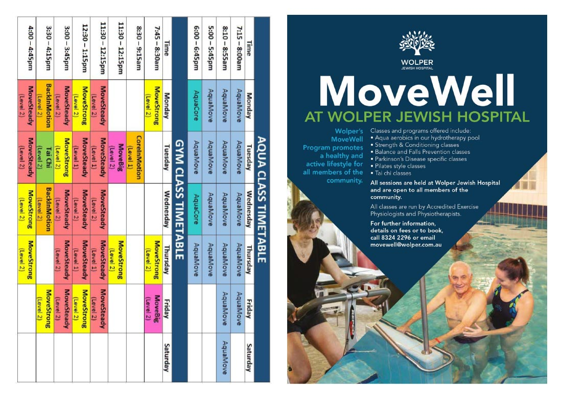 movewell timetable