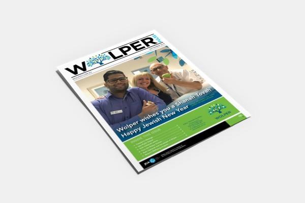 Wolper pulse SEPTEMBER 2019