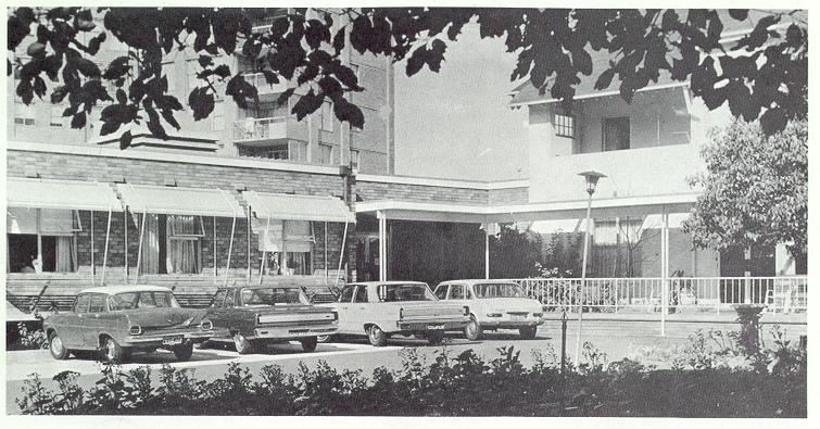 1970s Car Park